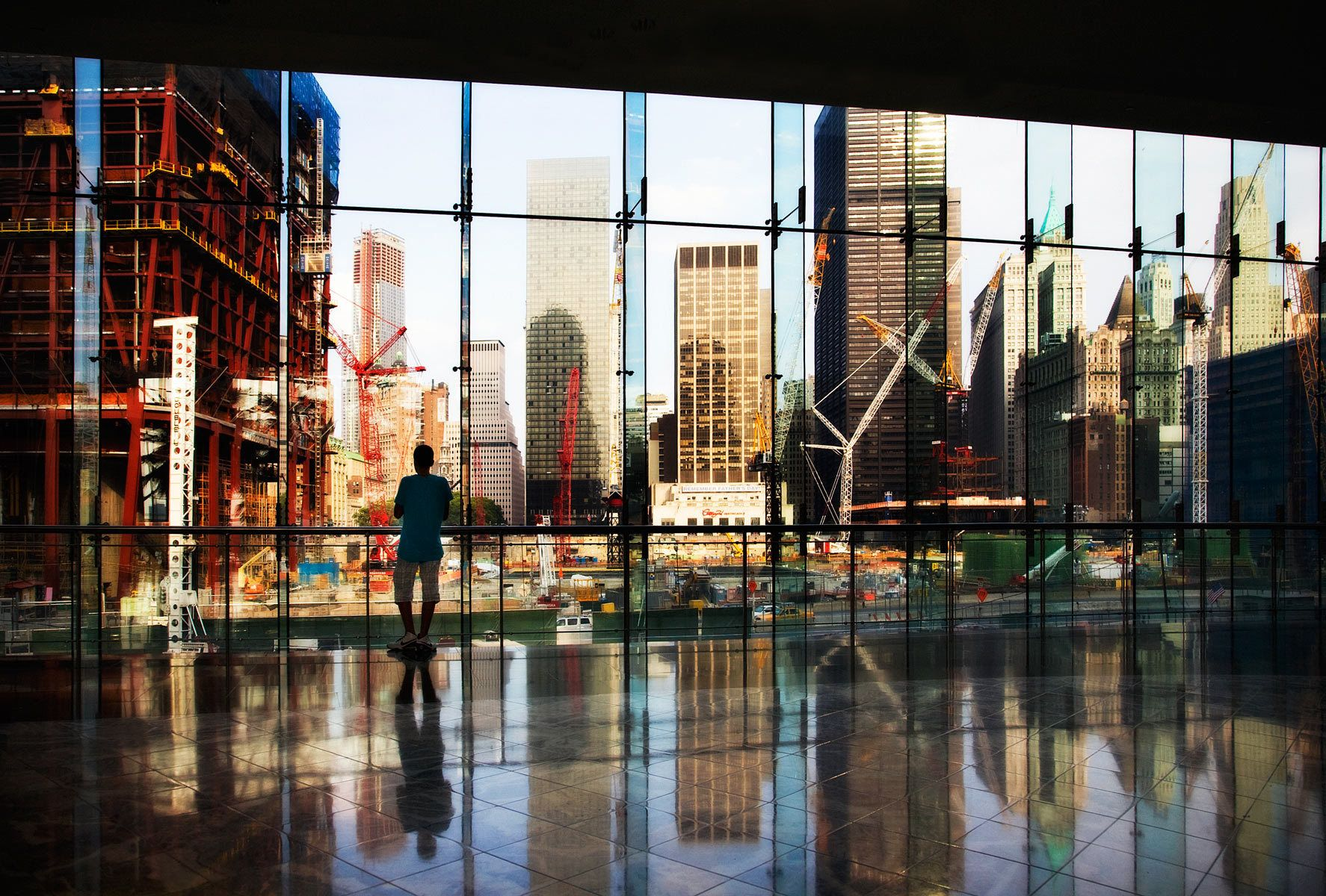 Contemplating Ground Zero