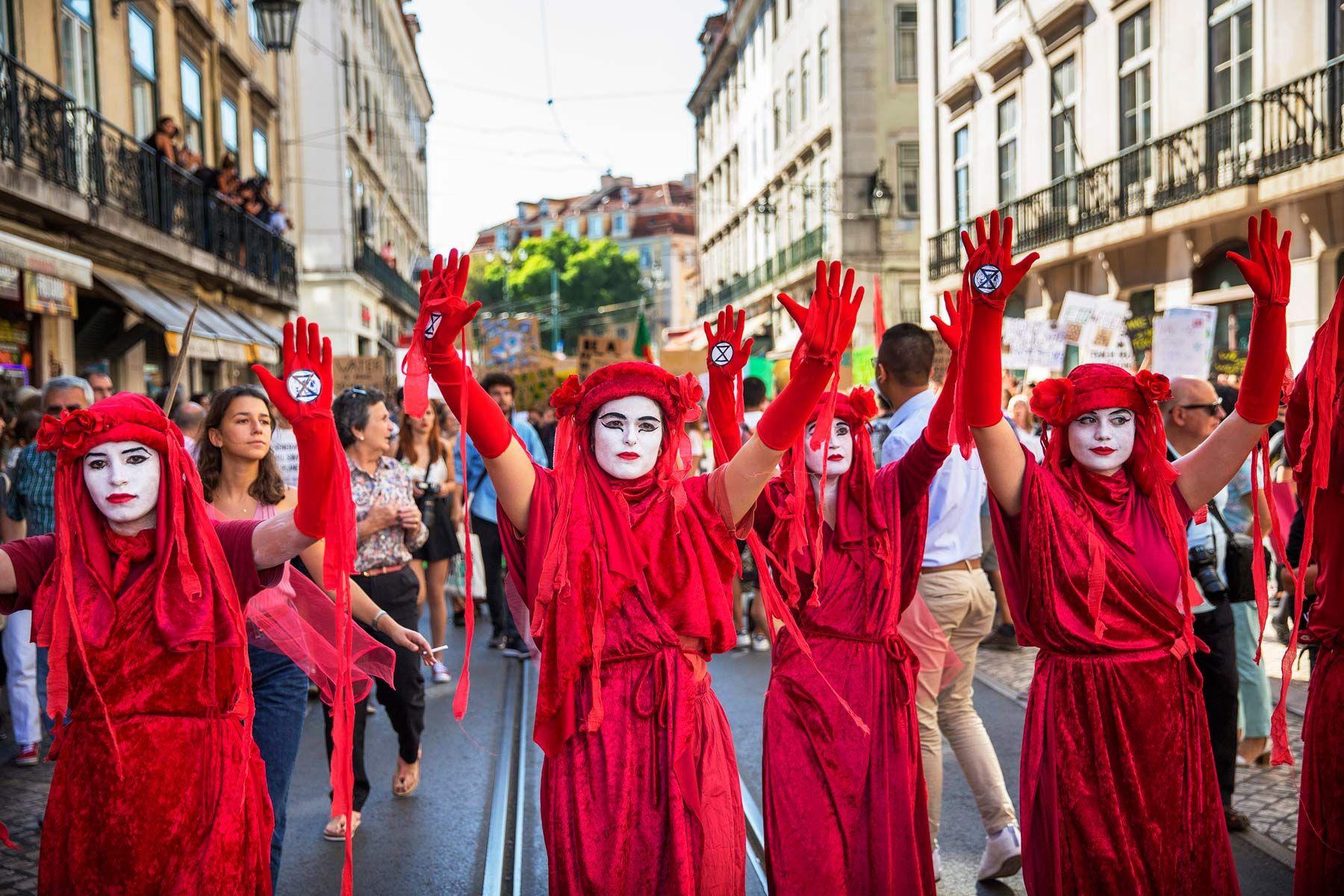 Climate March, Lisbon