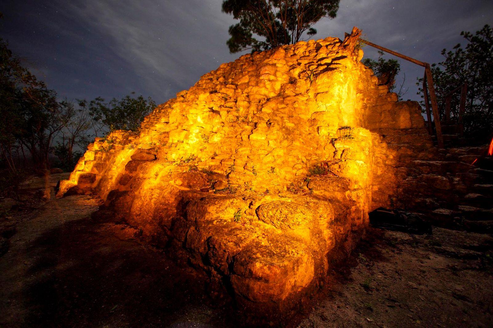 El Mirador - Conservation of Wildlife and Maya Heritage
