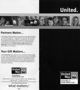 United Way of Greater Battle Creek, Michigan