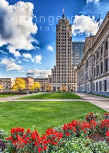 Lincoln Tower • Fort Wayne, Indiana