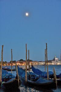 Gondolas • Venice, Italy