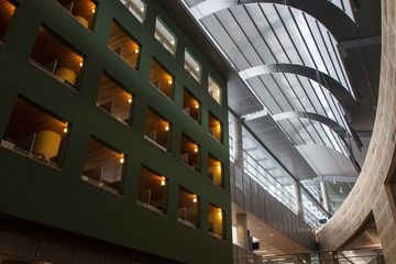University of Otago library • Dunedin, New Zealand