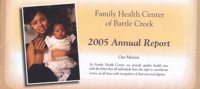 Family Health Center of Battle Creek, Michigan