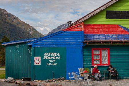 Otira, Westland  •  New Zealand
