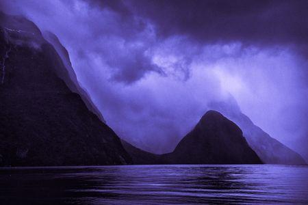 Milford Sound  •  Fjordland