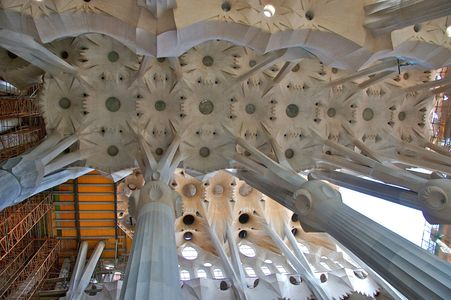 Sagrada Família  •  Barcelona, Spain