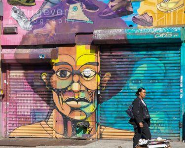 Harlem Mural • New York City