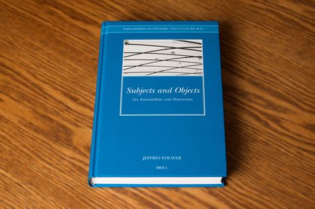Book by Jeffrey Strayer (cover photograph)