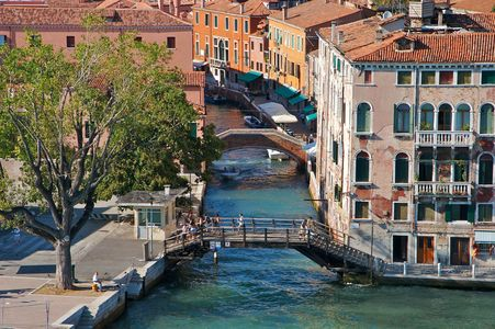 Canal 1 • Venice, Italy
