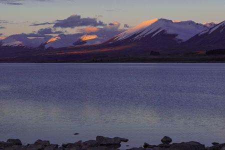 Lake Tekapo 7