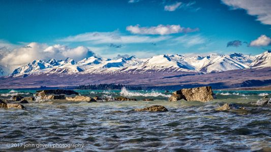 Lake Tekapo 5