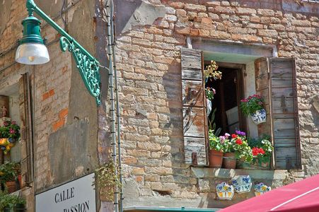 Window • Venice, Italy