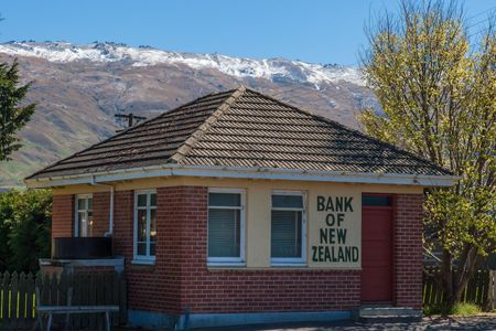 Bank  • Taieri, New Zealand