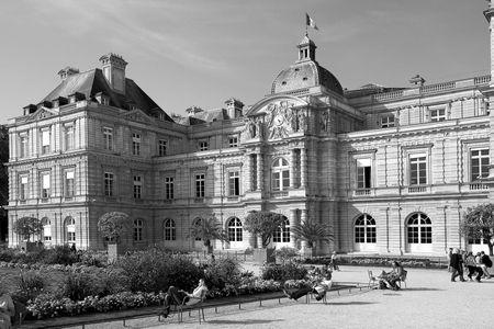 Palais du Luxembourg • Paris