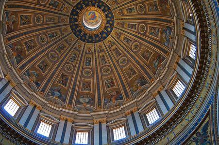 Saint Peter's Basilica  •  Rome, Italy