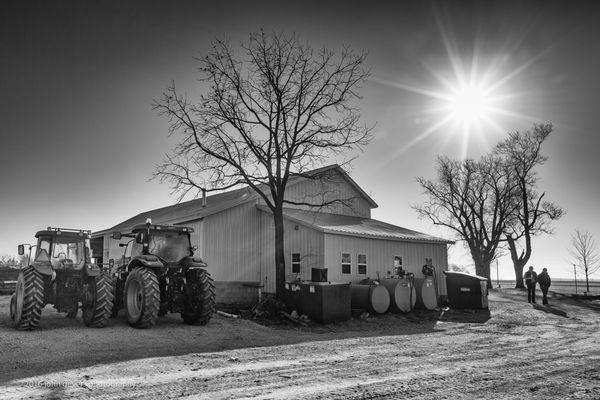 Wood Farms  •  Fort Wayne, Indiana, USA