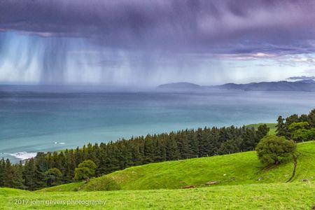 Rainstorm  •  Kaitangata