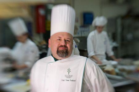 chef Thom England portrait