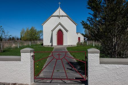 Church • Taieri, New Zealand
