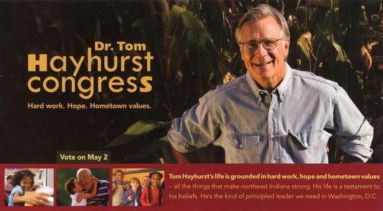 Tom Hayhurst for Congress