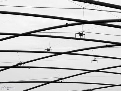 Gehry Web, Millenium Park  •  Chicago