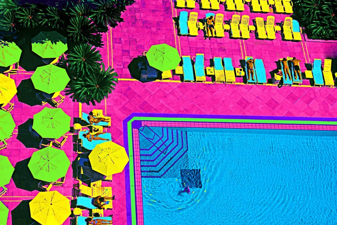 Gottlieb-Copa Pool Rio