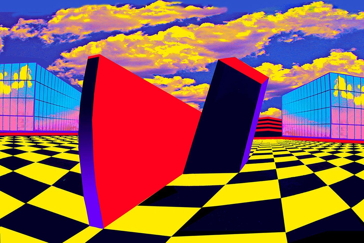 Checkerboard Plaza