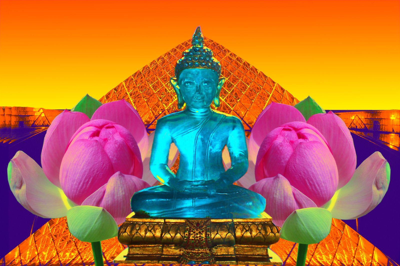 Gottlieb-Paris Buddha