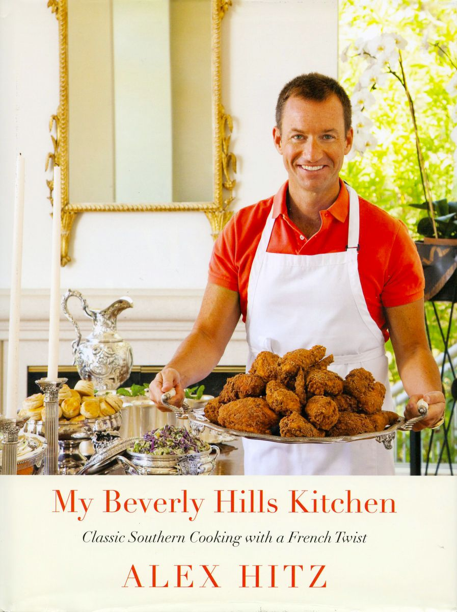 Beverly Hills Kitchen,by Alex Hitzphotographed the entire book
