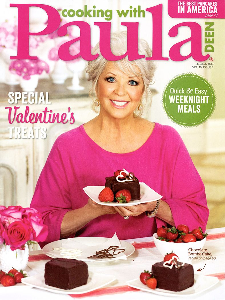 Cover Image for Cooking with Paula