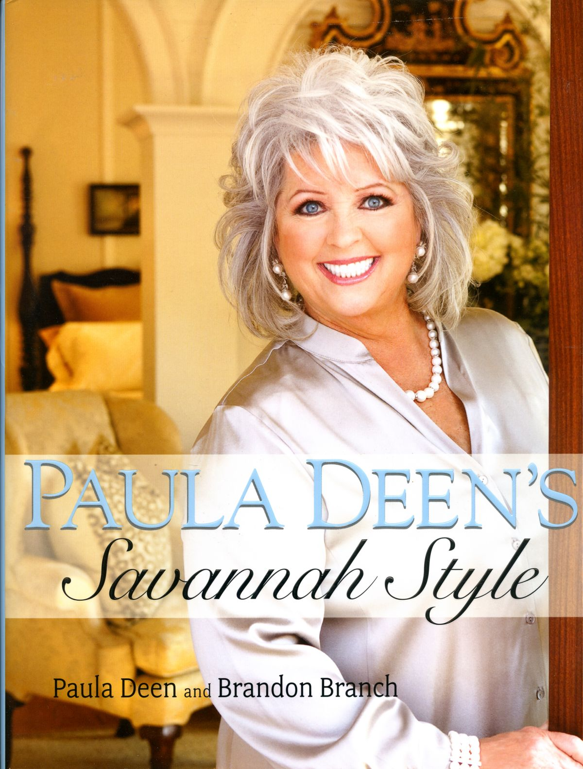 Cover for Savannah Style