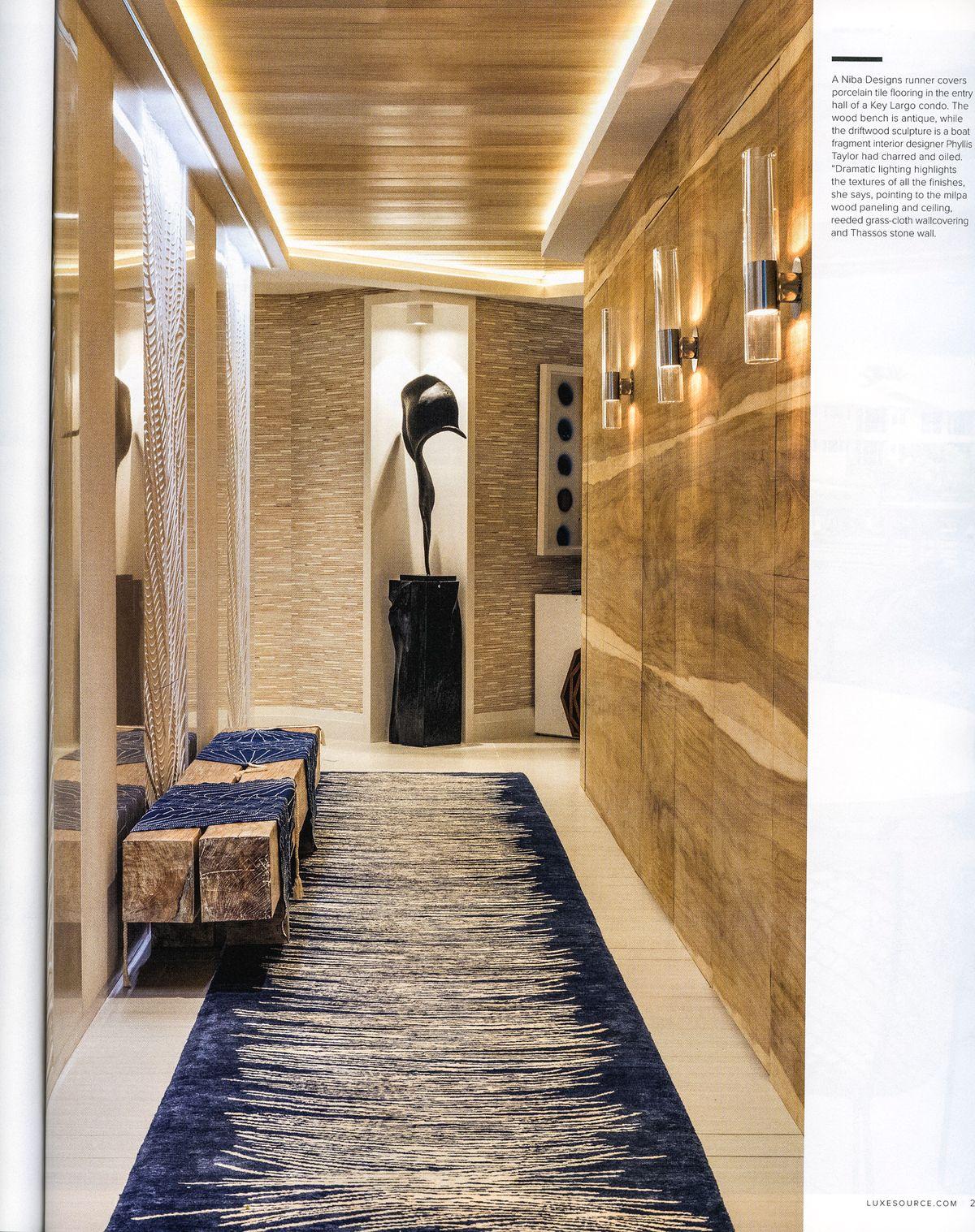 Luxe Magazine pg 3