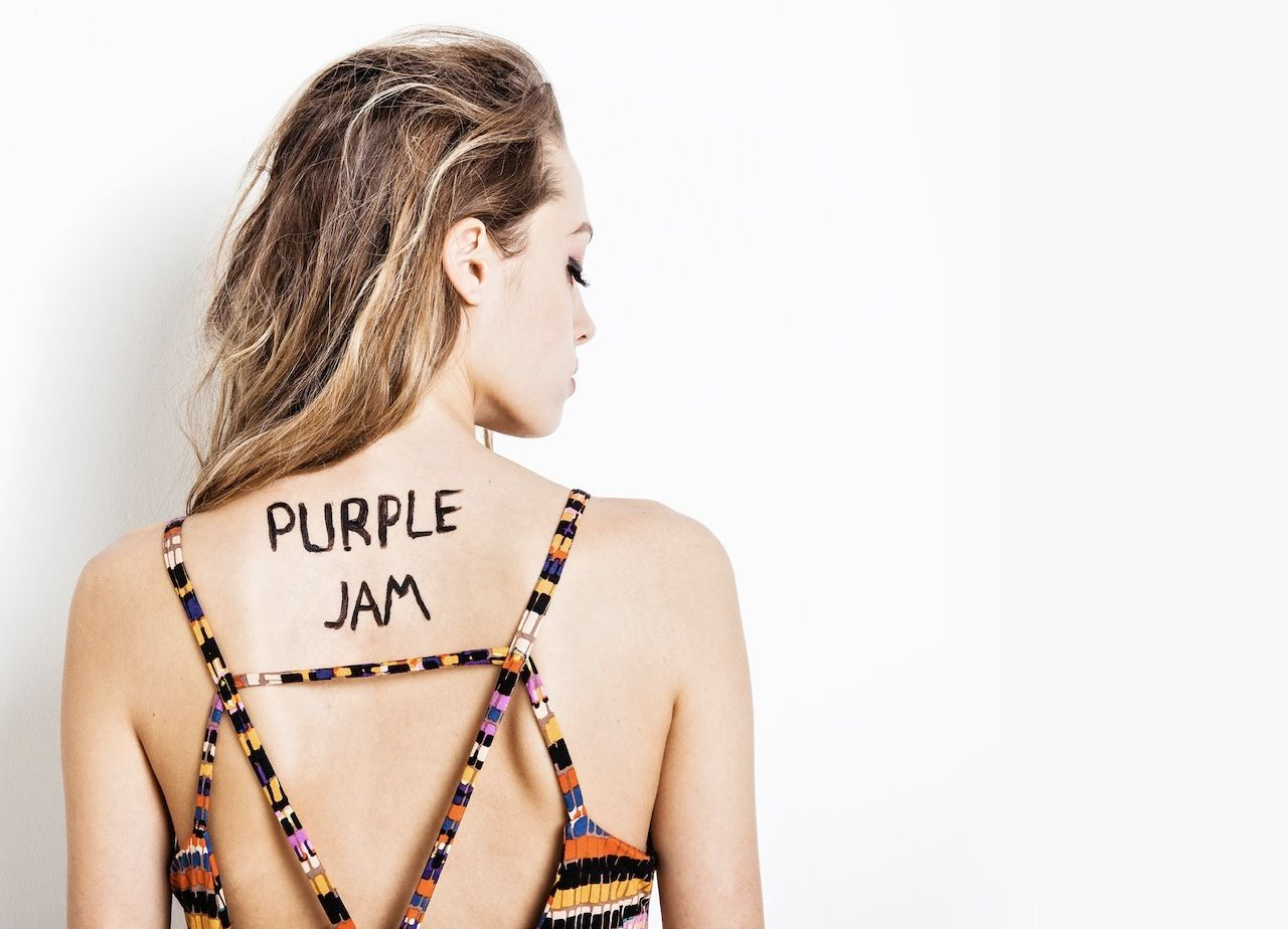Purple Jam Spring/Summer 2014 CollectionPh. Innocenti Studio