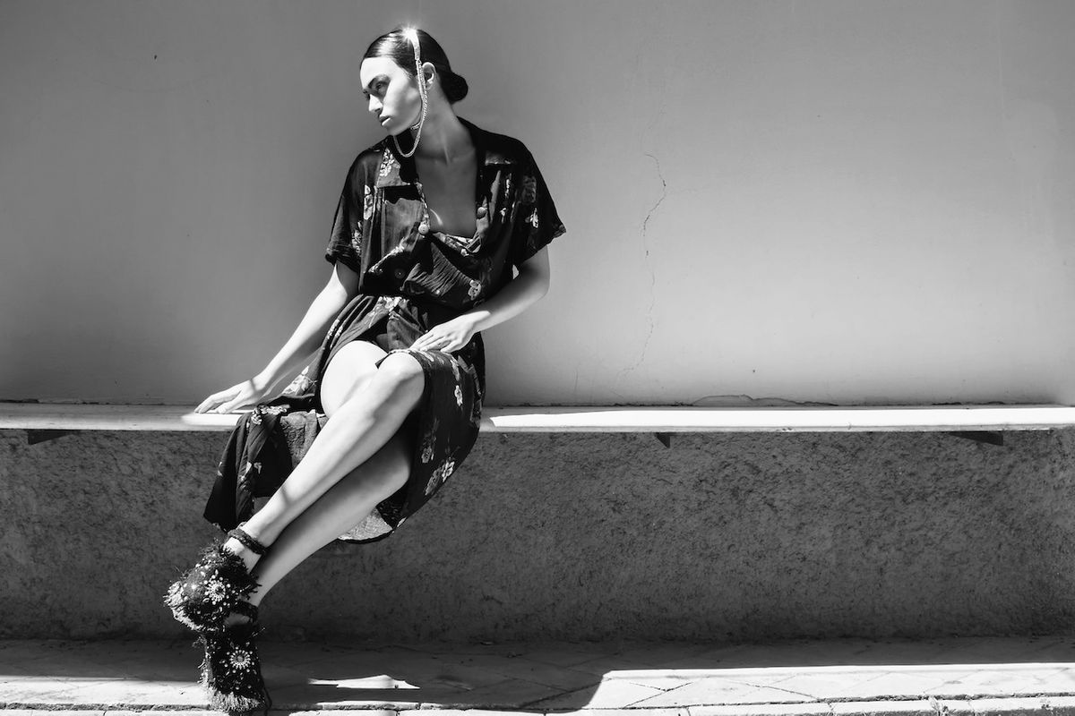 Editorial: Day DreamsPh. Martina GiachiStylist: Elisa SedoniModel: Celeste R. @ Allure Models AgencyPublished on: Disorder Magazine Oct '13www.disordermagazine.com