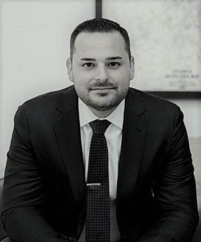 Daniel Gizzi, CFO of Pineapple House Interior Design