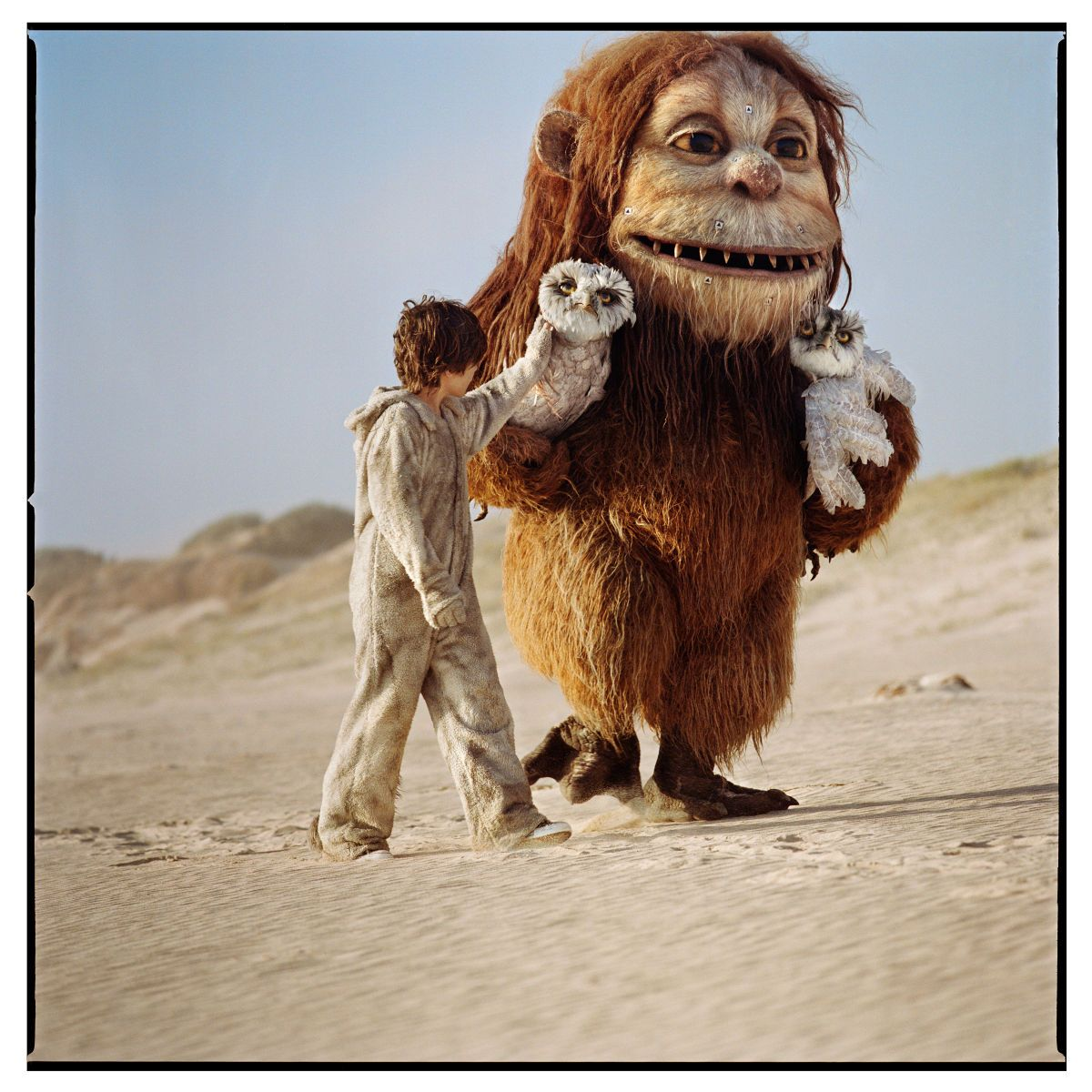 Where The Wild Things Are, 2010.  Director: Spike Jonze