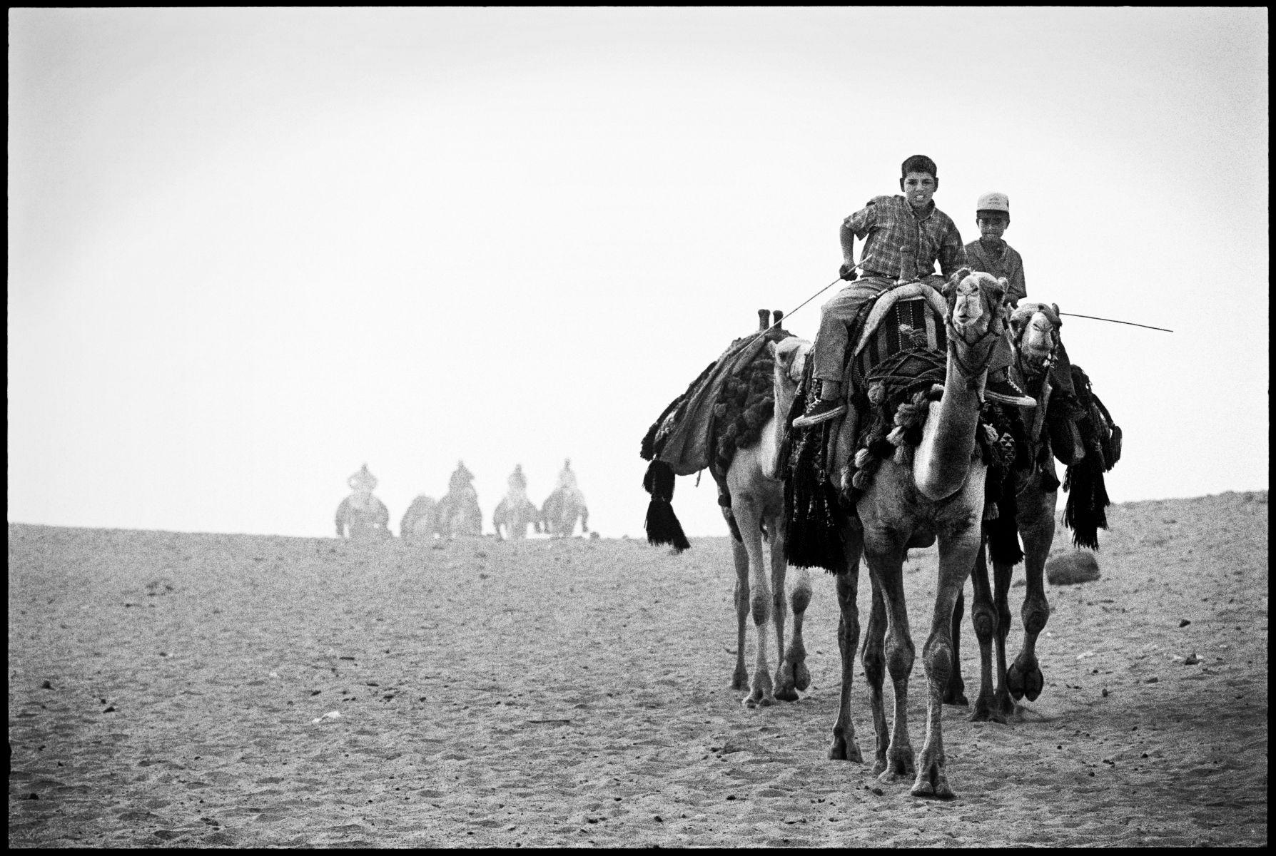 Giza Plateau, Egypt 2000