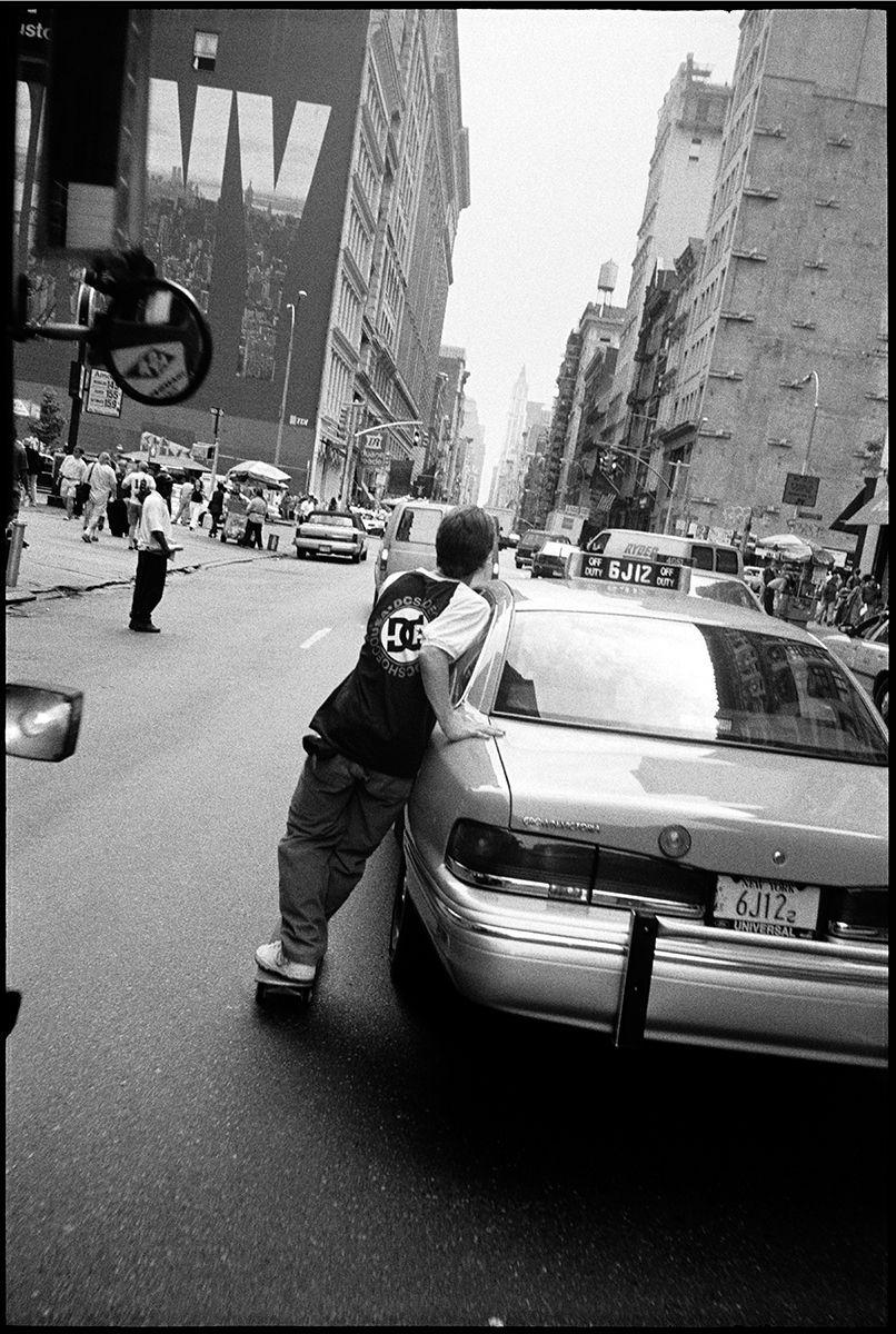 Keith Hufnagel, NYC 1997