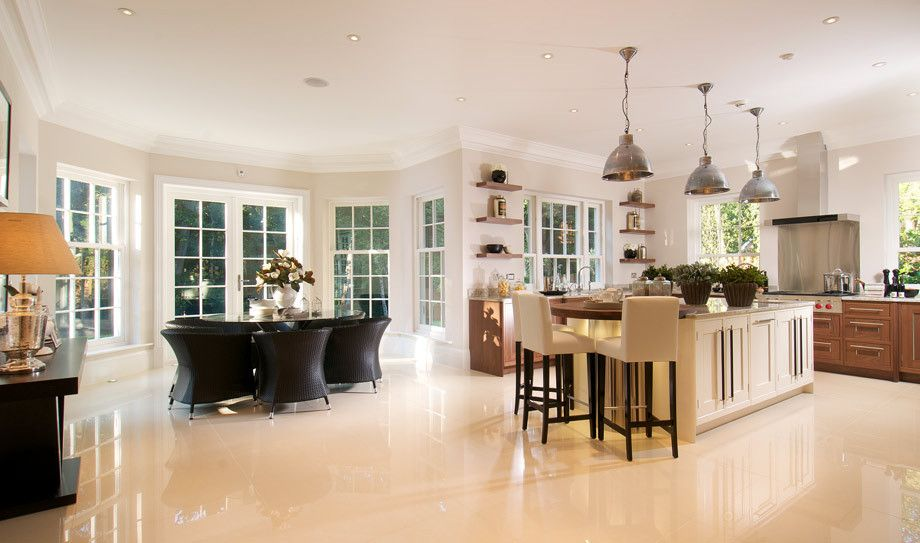 modern contempory kitchen