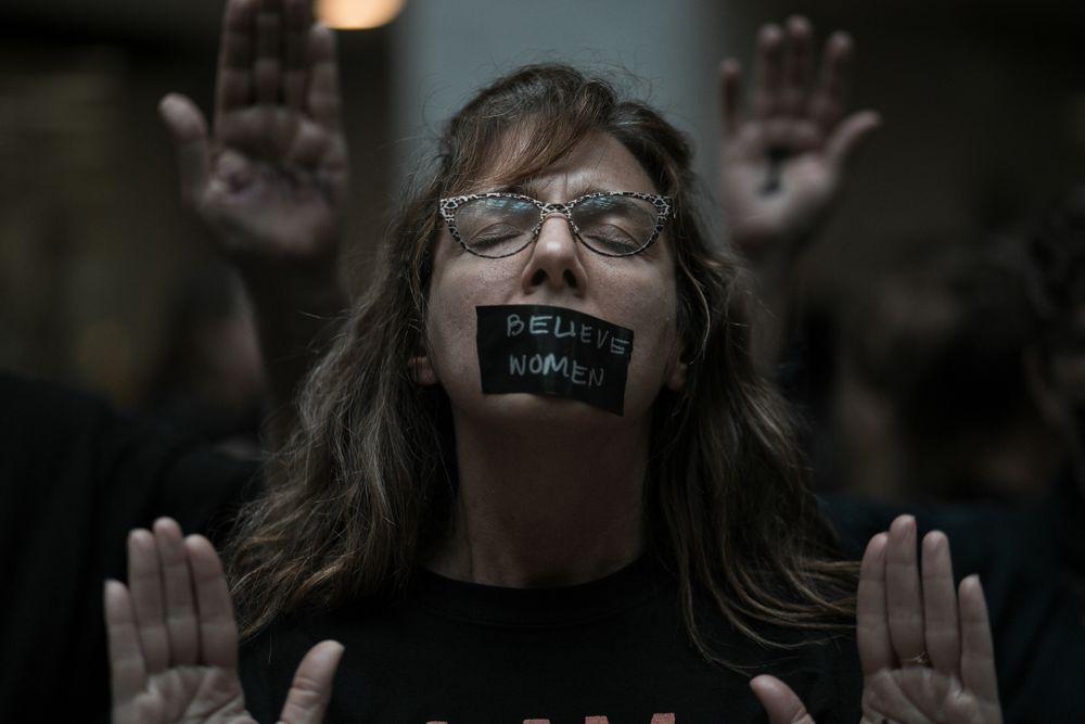 Metoo protest