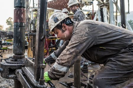 Roughneck And Water