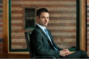 Travis Mayer Executive Portrait Photography
