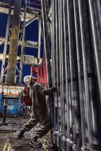 Oil & Gas Action Photography