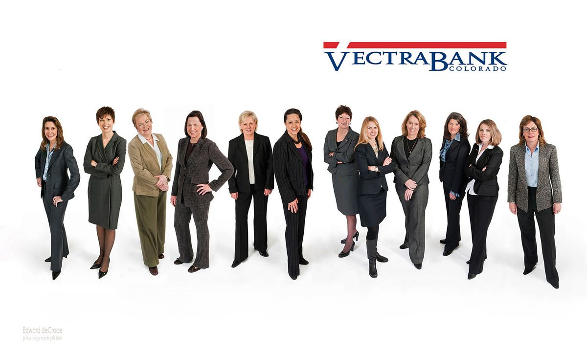 Vectra-Bank-Women-Portrait-Group-Shot
