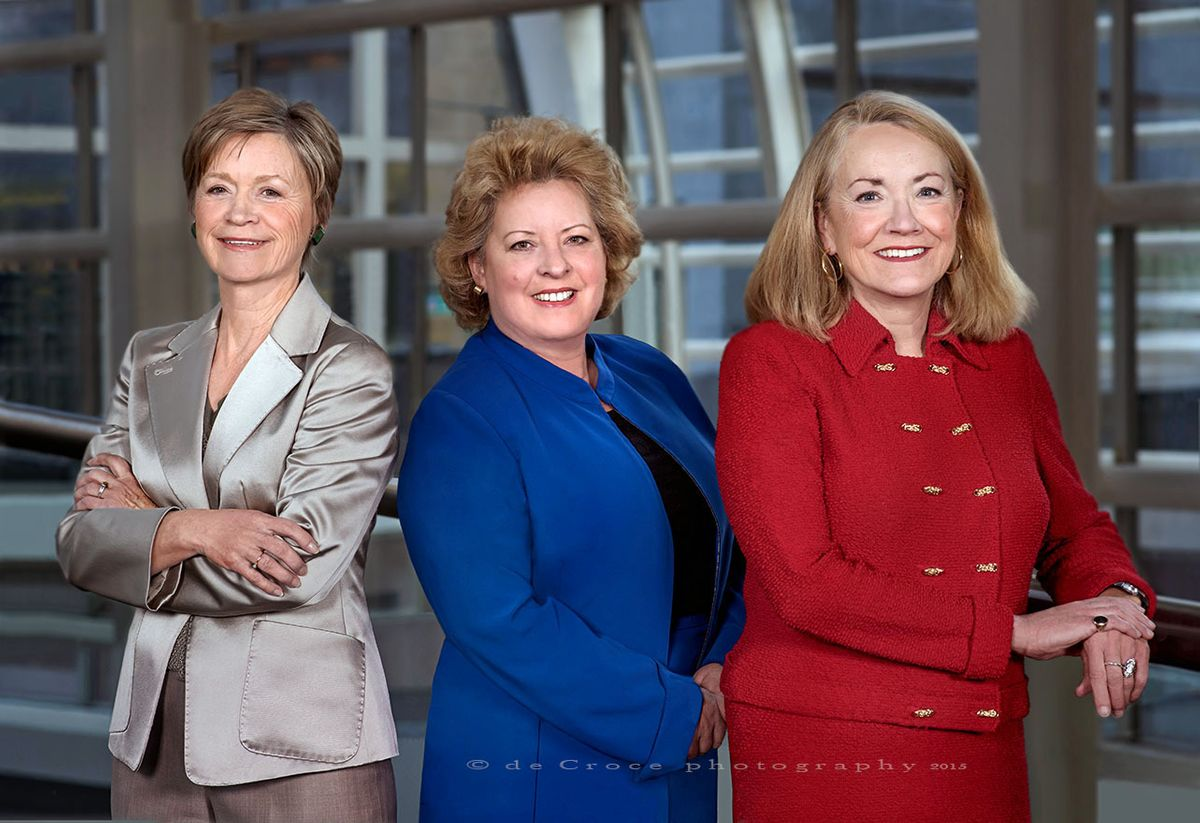 Women CEO Group Photography