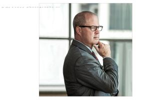 Accenture Executive Portrait