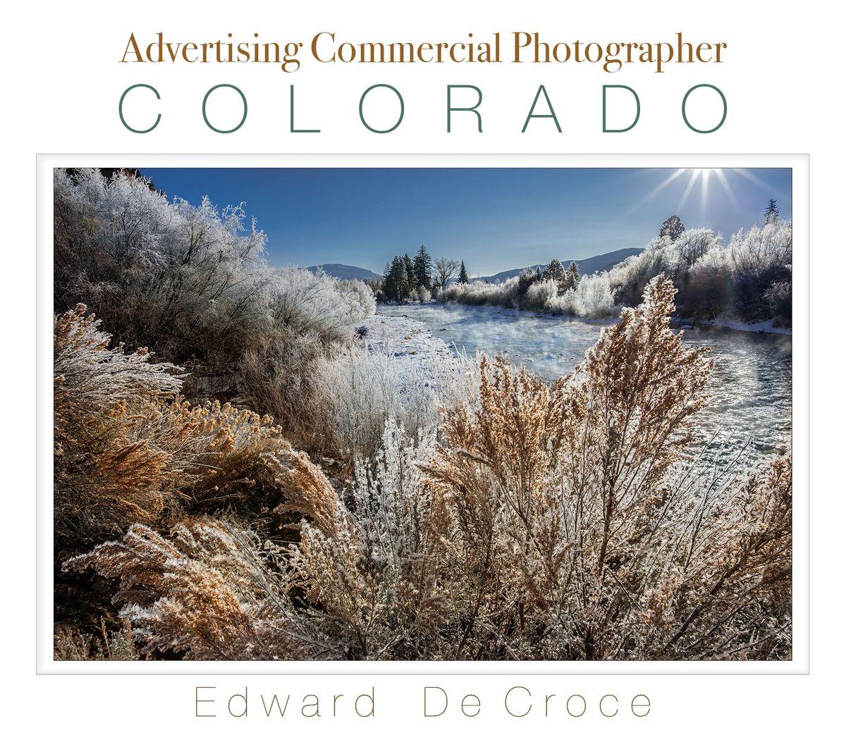 Commercial Advertising Photography Colorado