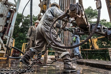 Roughneck Action Photography