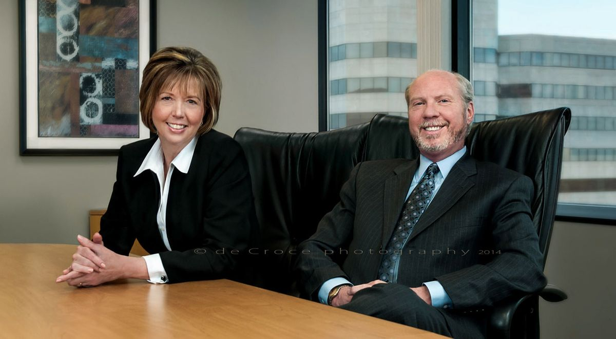 Corporate Photography Group of Two